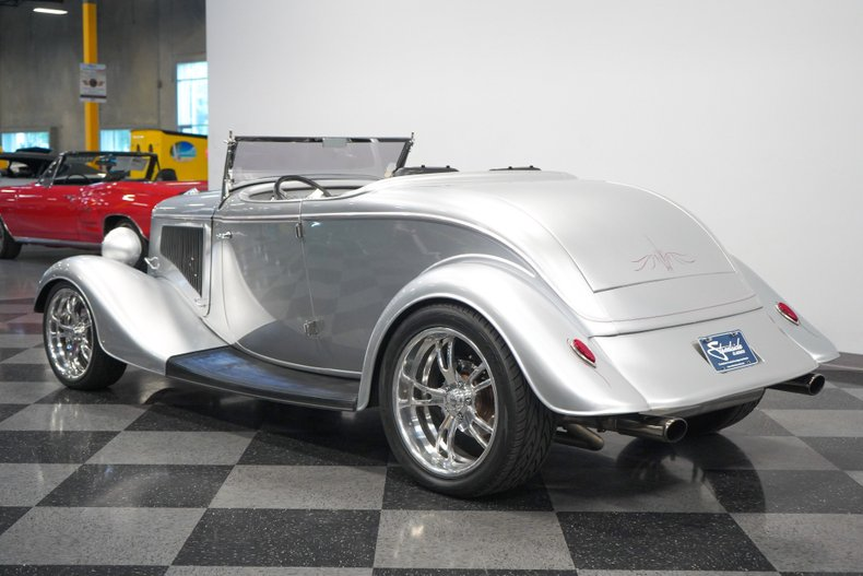 1934 Ford Roadster 30