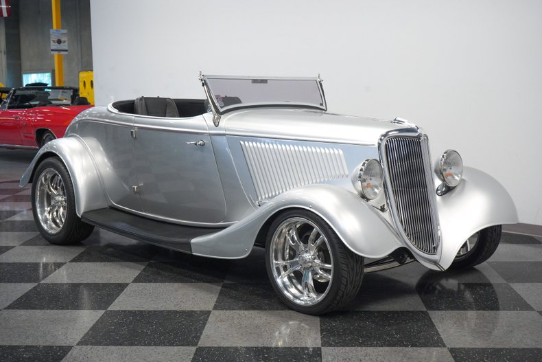 1934 Ford Roadster 35
