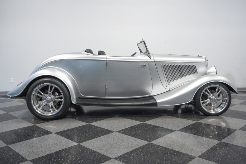 1934 Ford Roadster 34
