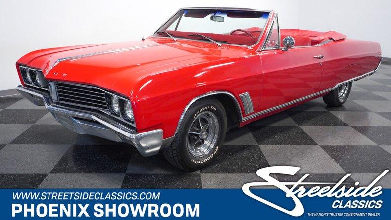 For Sale: 1967 Buick Skylark