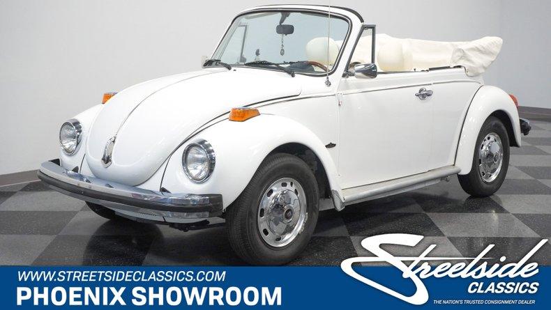 For Sale: 1977 Volkswagen Beetle