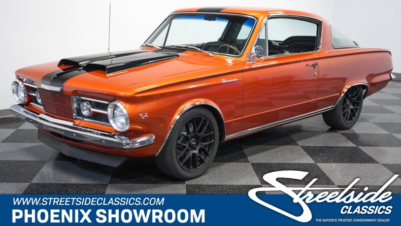 For Sale: 1964 Plymouth Barracuda