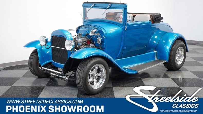 For Sale: 1929 Ford Cabriolet
