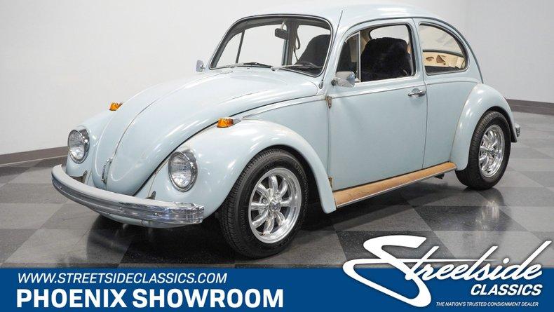 For Sale: 1968 Volkswagen Beetle