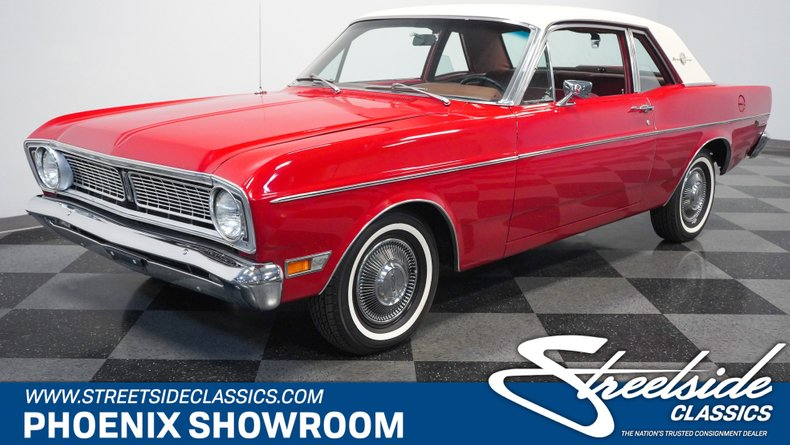 For Sale: 1968 Ford Falcon