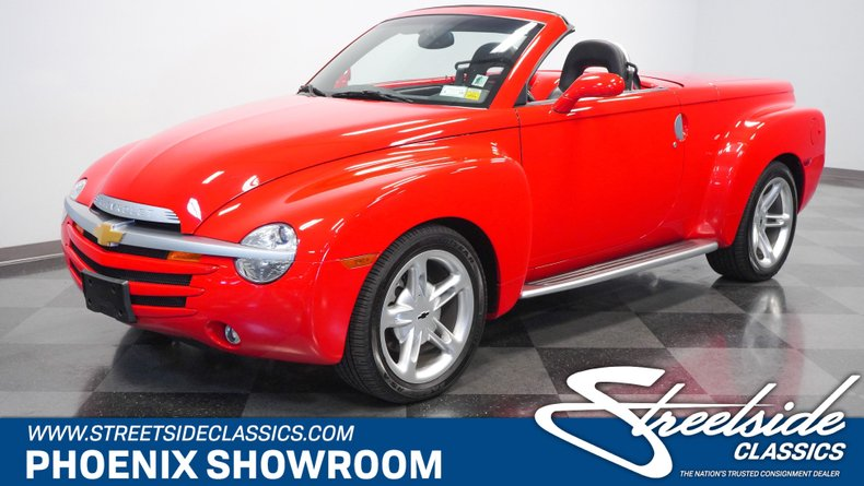 For Sale: 2004 Chevrolet SSR