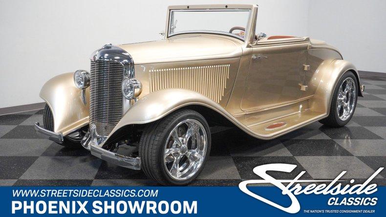 For Sale: 1932 DeSoto SC