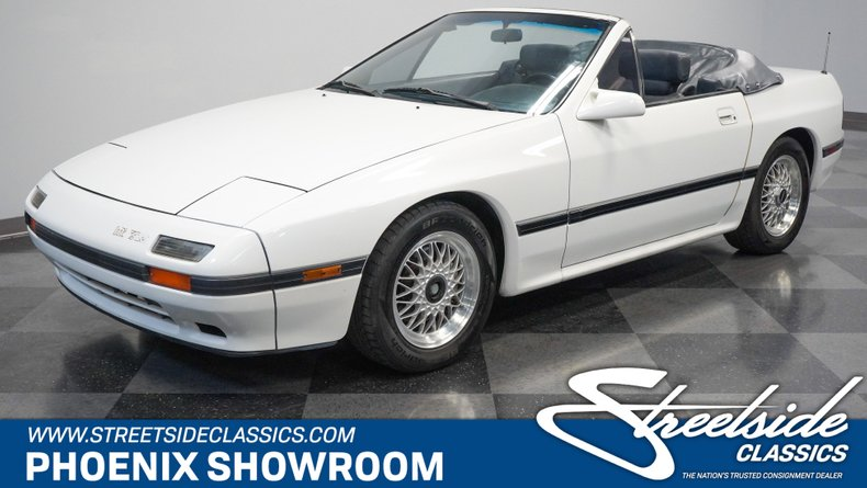 For Sale: 1988 Mazda RX-7