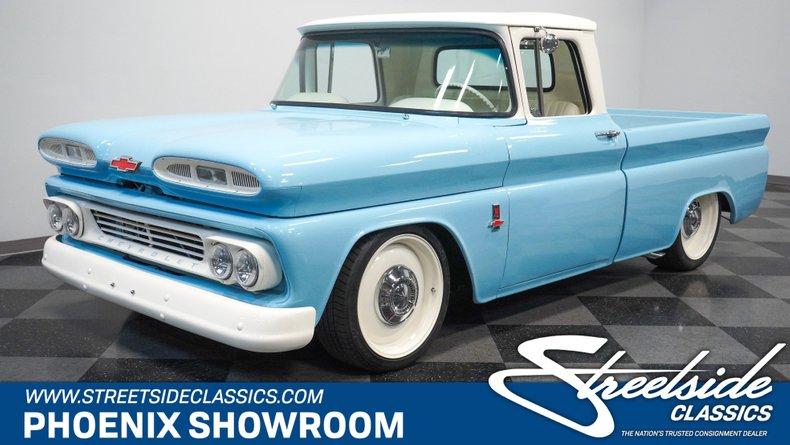 For Sale: 1960 Chevrolet C10