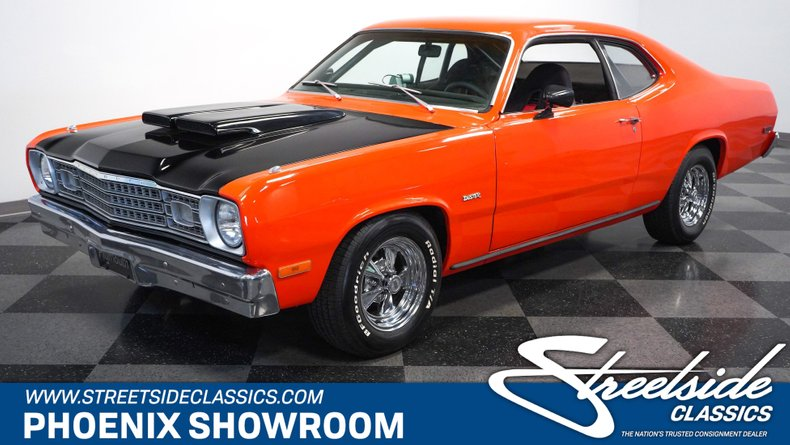 1974 Plymouth Duster 1