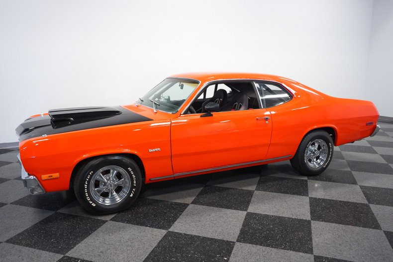1974 Plymouth Duster 6