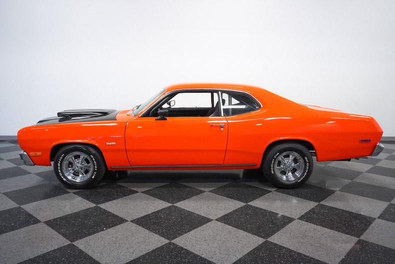 1974 Plymouth Duster 7