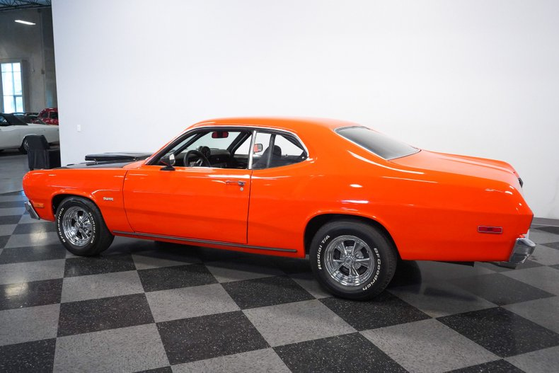1974 Plymouth Duster 8