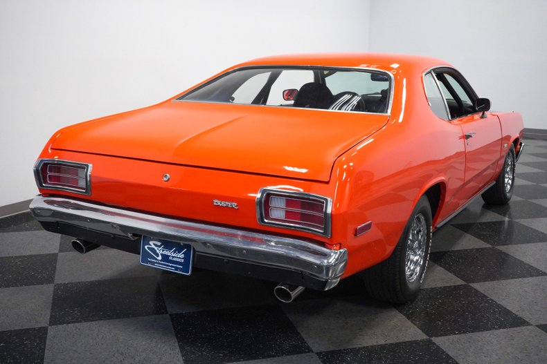 1974 Plymouth Duster 12