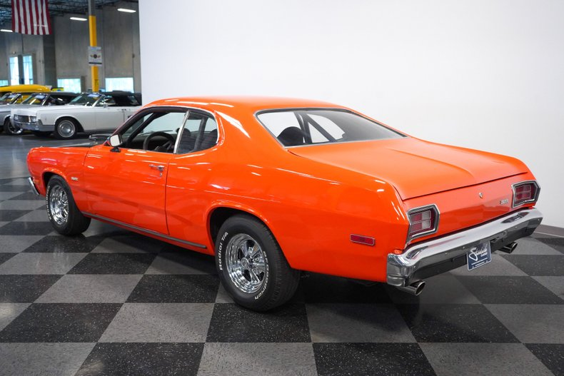 1974 Plymouth Duster 9