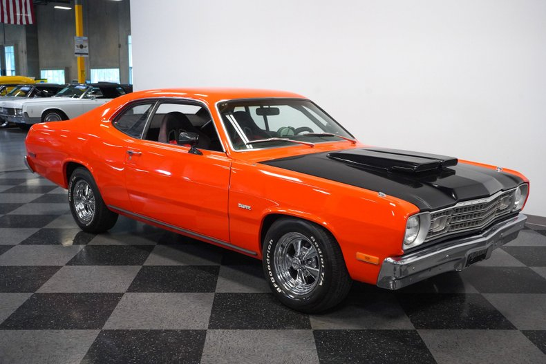 1974 Plymouth Duster 17