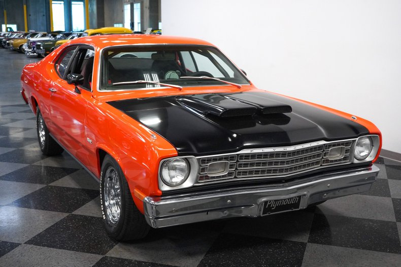 1974 Plymouth Duster 18