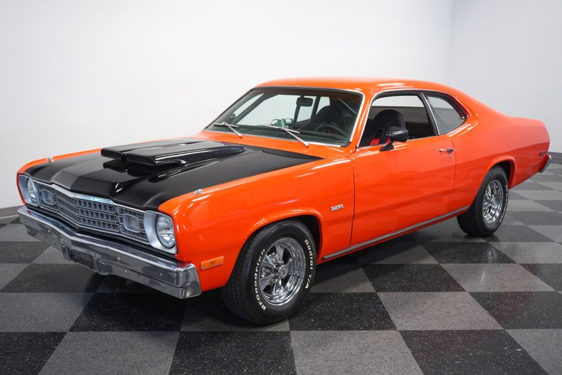 1974 Plymouth Duster 21