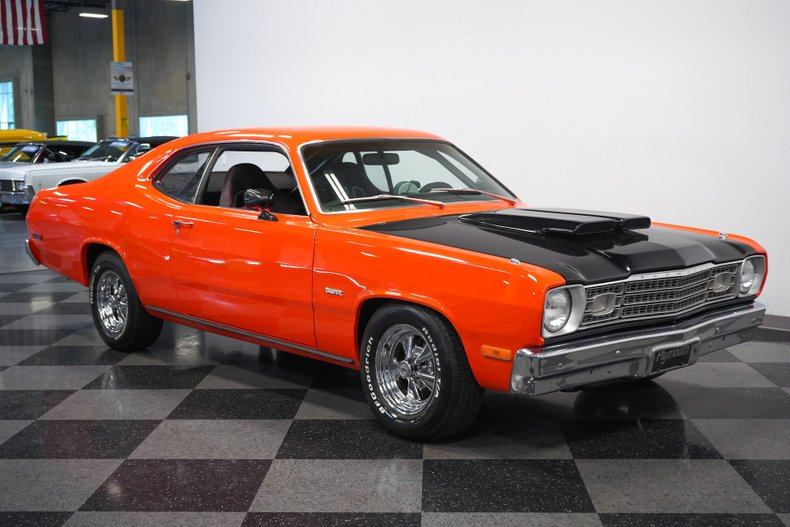 1974 Plymouth Duster 34