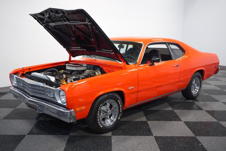1974 Plymouth Duster 35