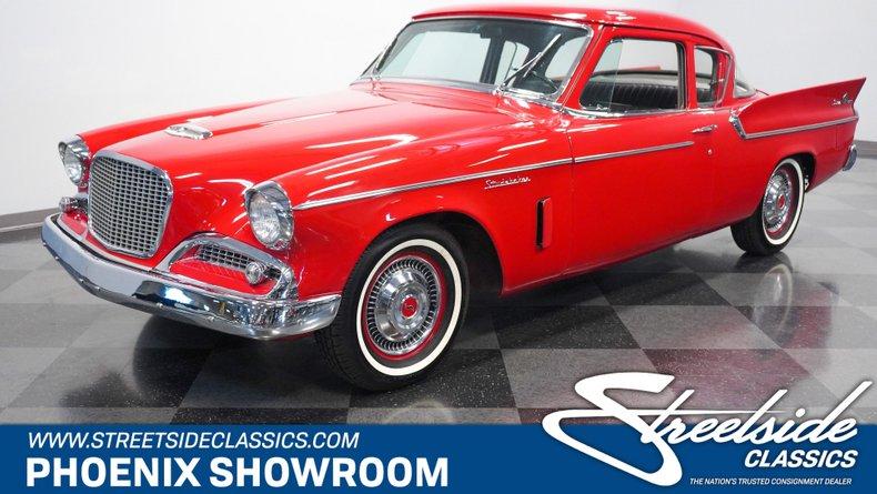 For Sale: 1959 Studebaker Hawk