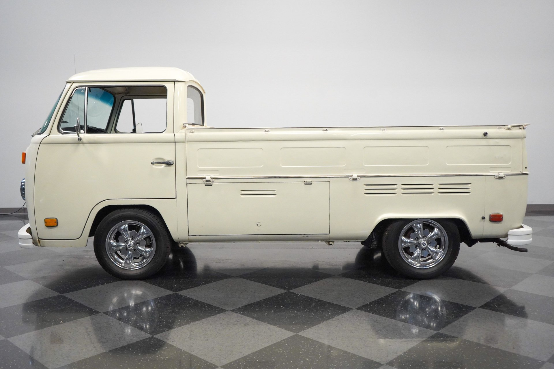 1971 volkswagen type 2 single cab