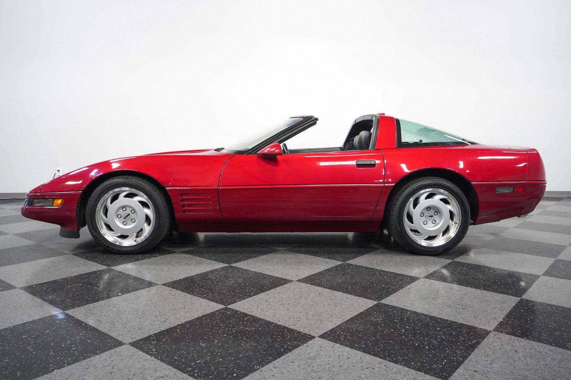 1991 chevrolet corvette zr 1