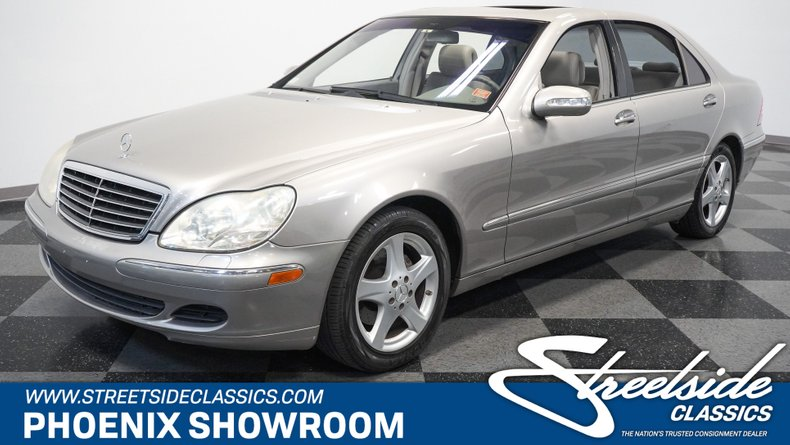 For Sale: 2005 Mercedes-Benz S430