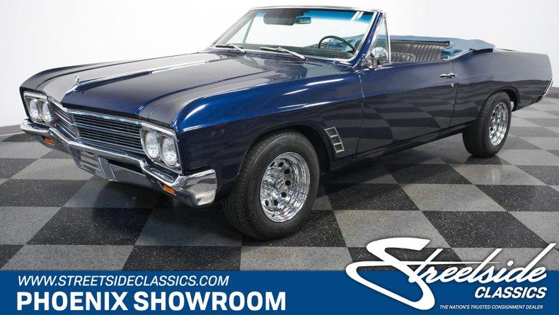 For Sale: 1966 Buick Skylark