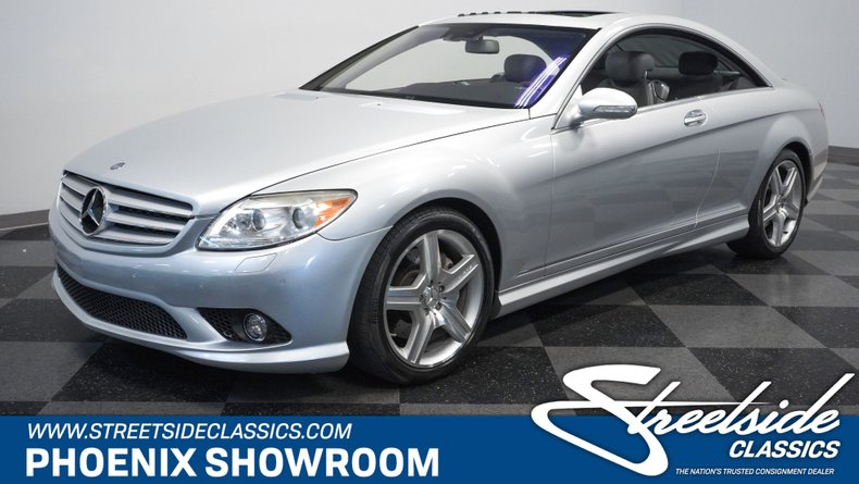 For Sale: 2009 Mercedes-Benz CL550