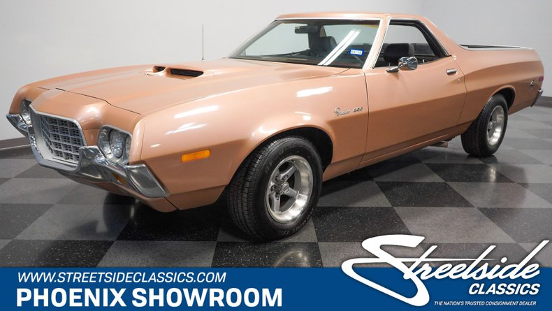 For Sale: 1972 Ford Ranchero