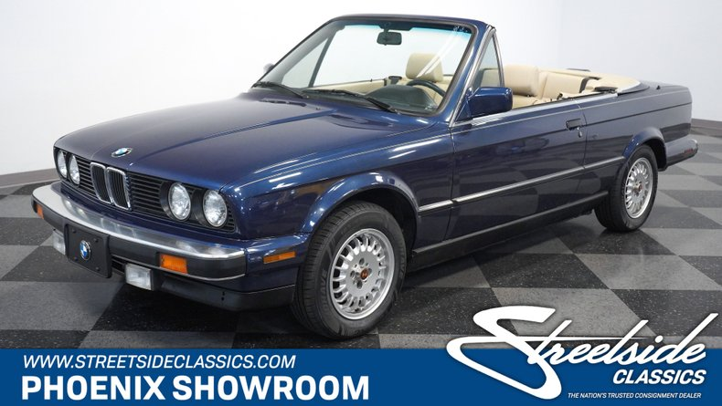 For Sale: 1987 BMW 325i