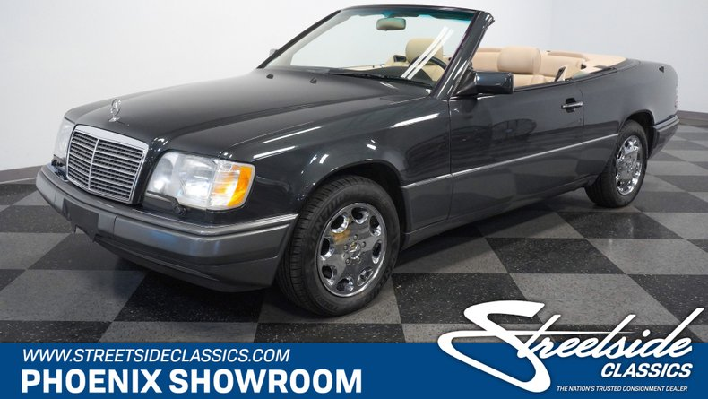 For Sale: 1995 Mercedes-Benz E320