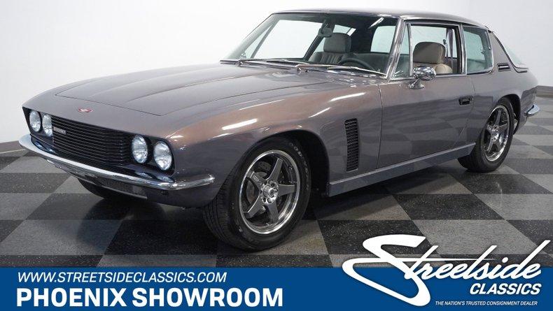 For Sale: 1970 Jensen Interceptor