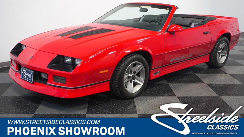 For Sale: 1987 Chevrolet Camaro