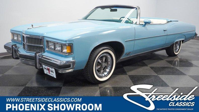 For Sale: 1975 Pontiac Grand Ville