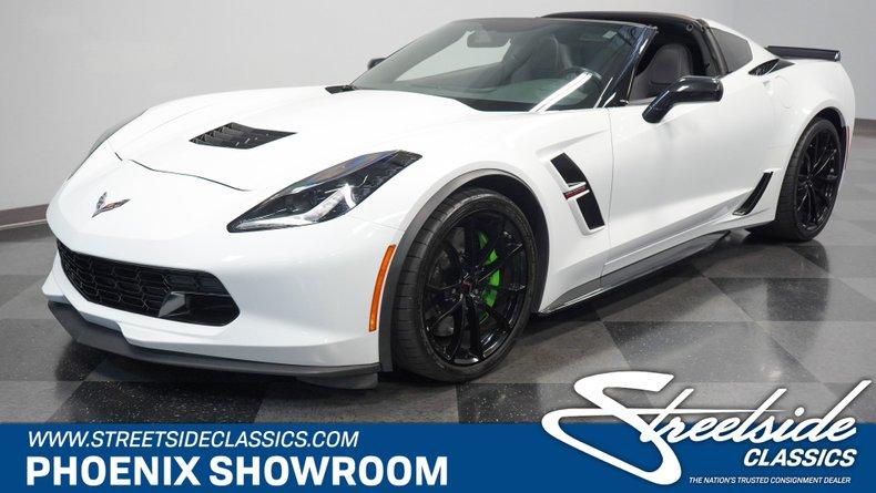 For Sale: 2017 Chevrolet Corvette