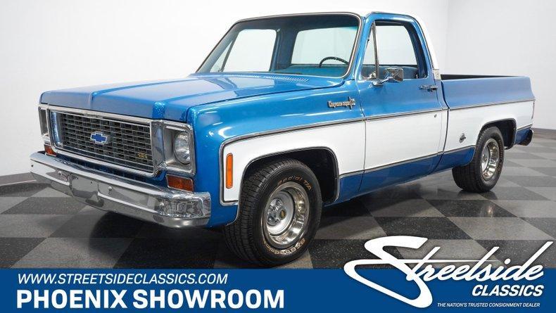For Sale: 1974 Chevrolet C10