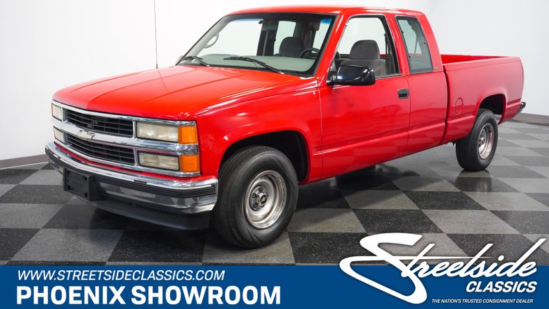 For Sale: 1998 Chevrolet Silverado