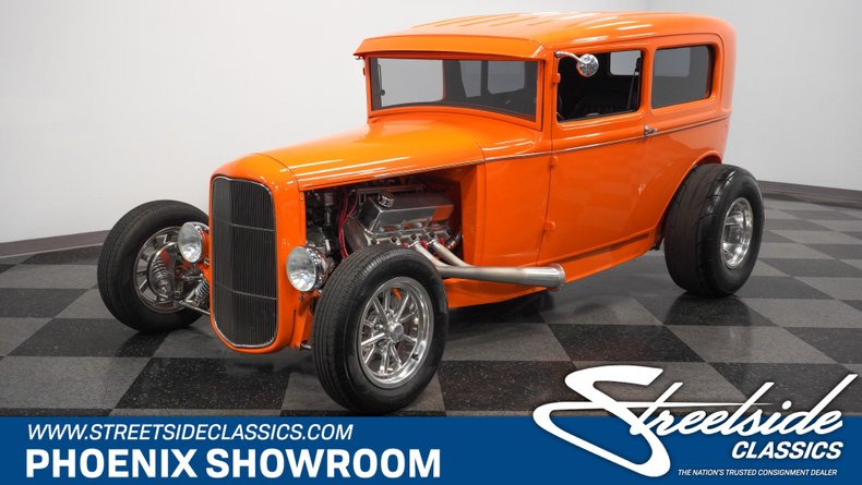 For Sale: 1931 Ford Tudor