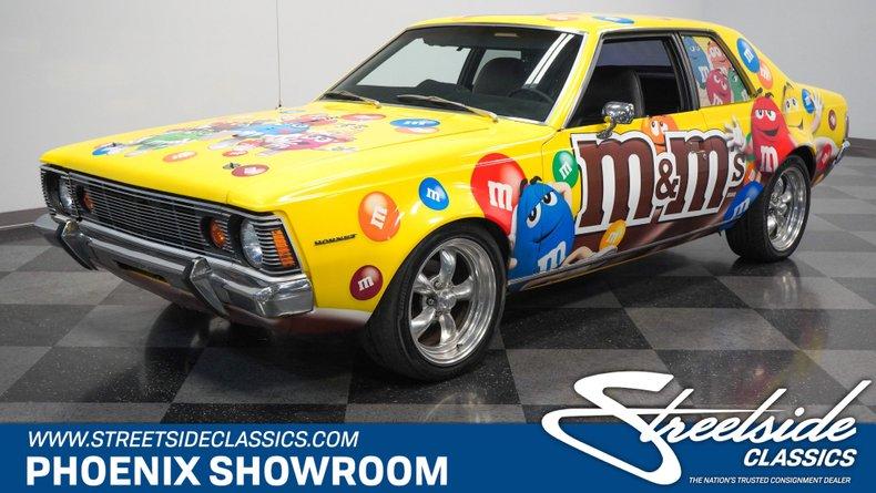 For Sale: 1972 AMC Hornet