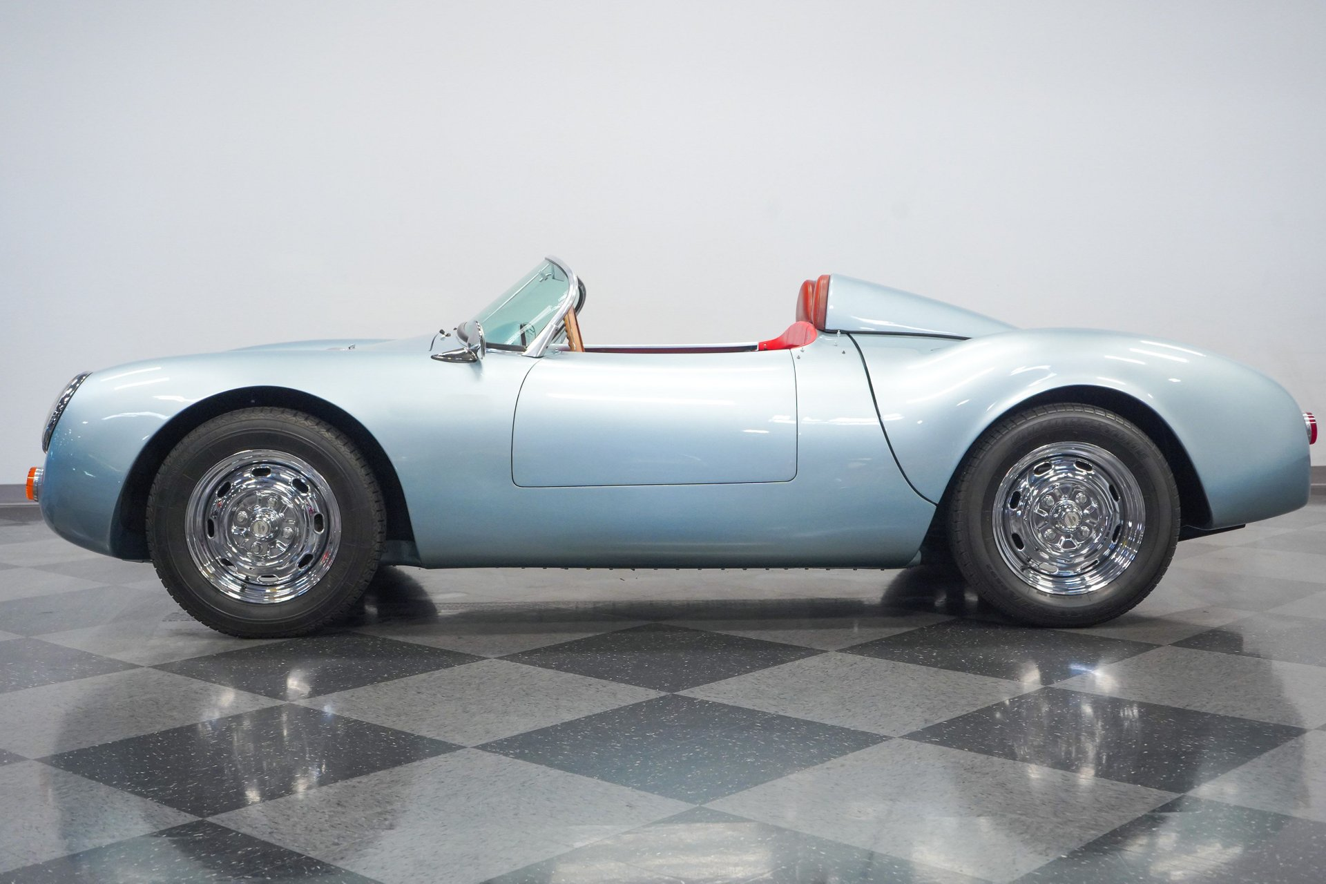 1955 beck 550 replica