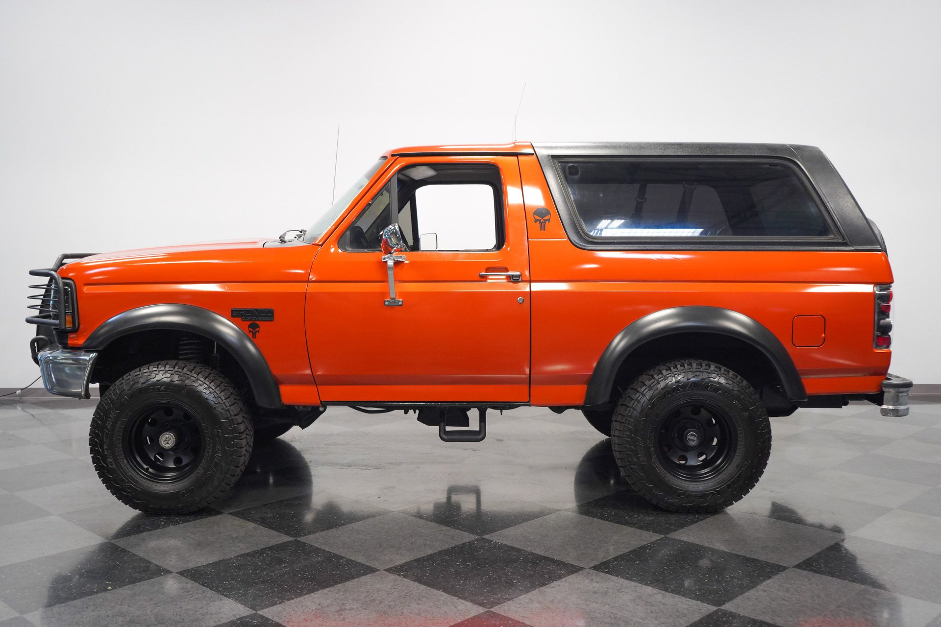 1993 ford bronco 4x4 custom