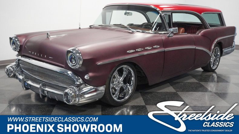 For Sale: 1957 Buick Caballero