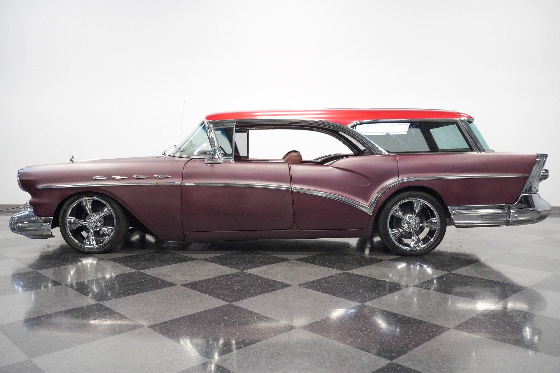 1957 buick caballero wagon