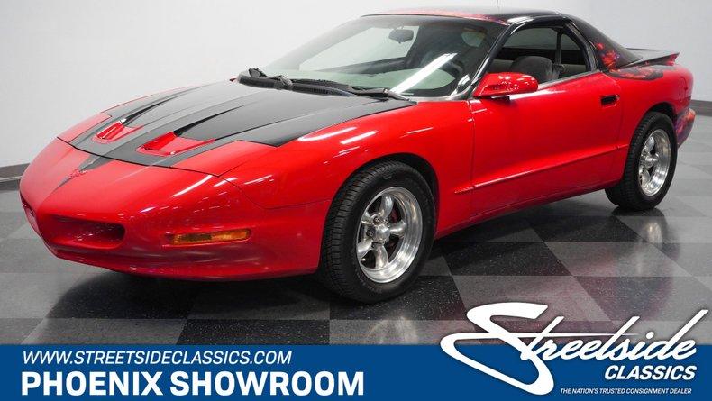 For Sale: 1994 Pontiac Firebird