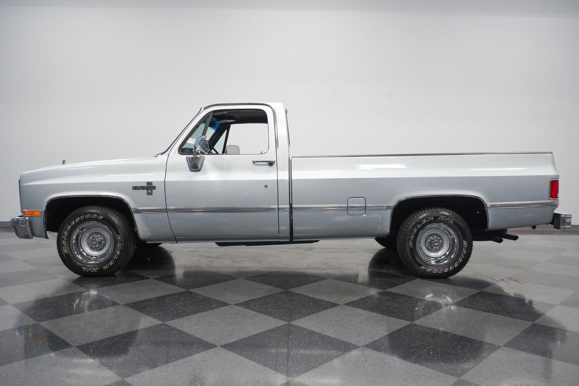 1985 chevrolet c10 silverado