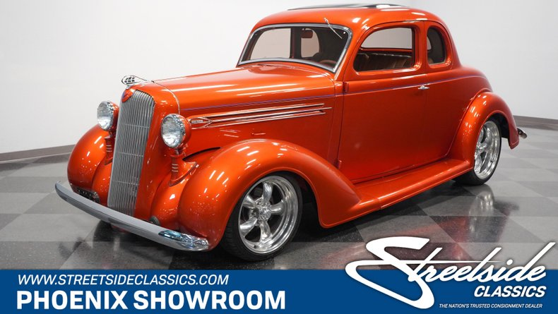 For Sale: 1936 Plymouth Deluxe