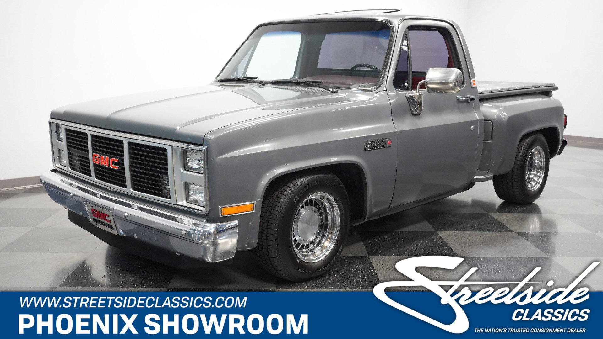 1987 Gmc Sierra 1500 Stepside For Sale 211384 Motorious