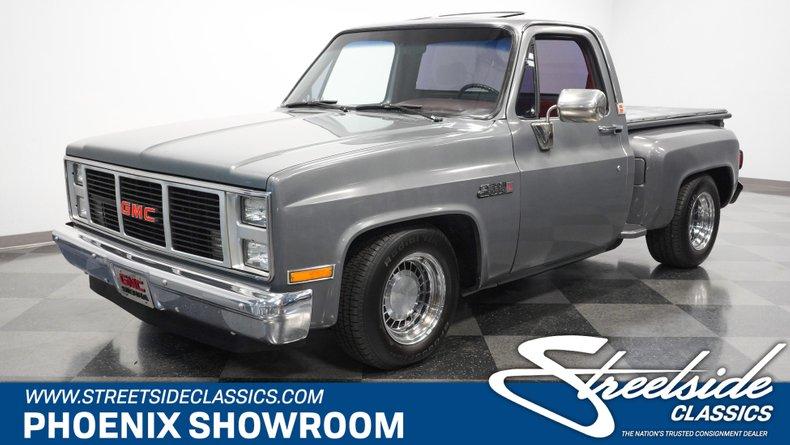 For Sale: 1987 GMC Sierra